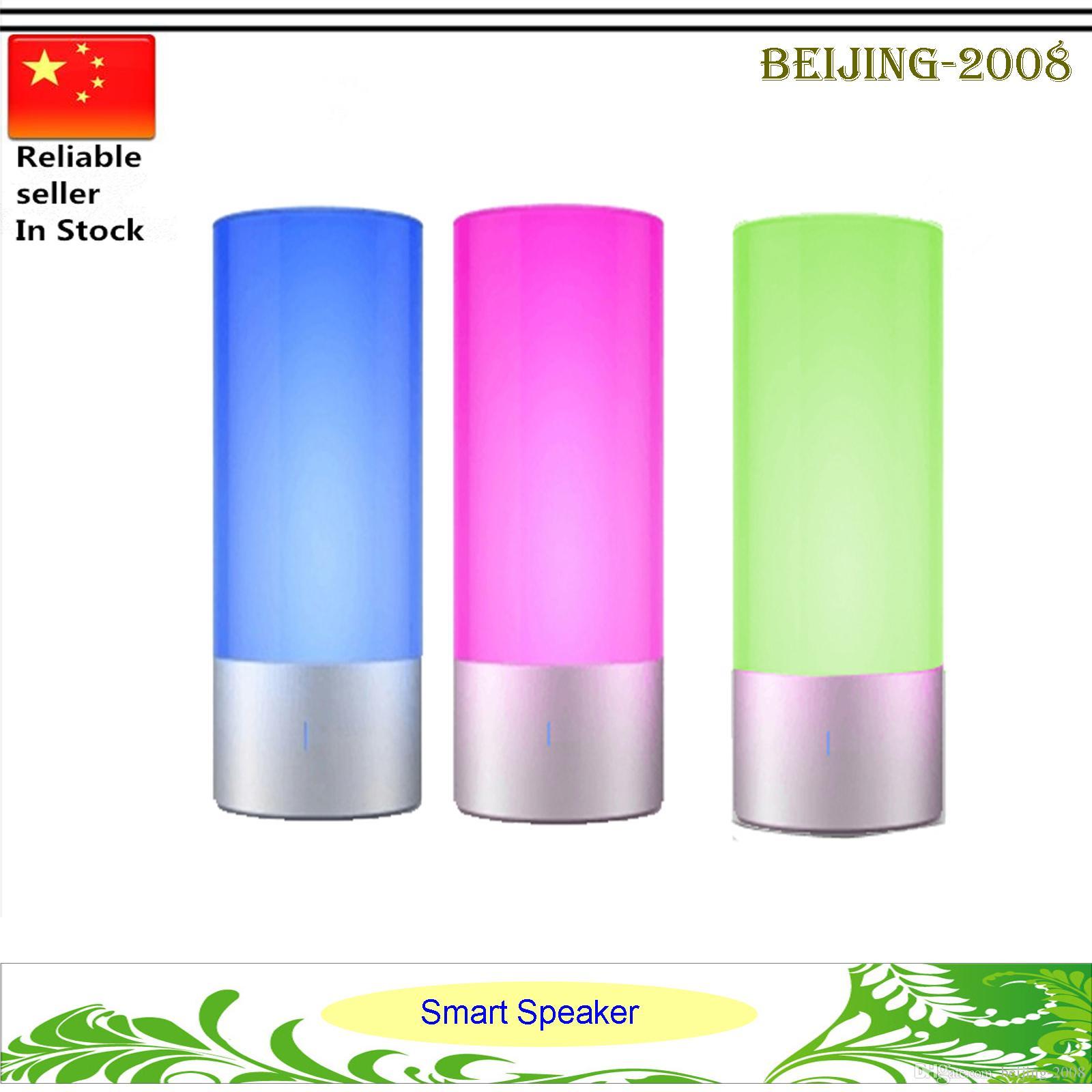 Led smart night lamp - New Mini Led Speaker Night Lamp 3w Wireless Smart Control Speaker Rgb Night Light Choicable Best