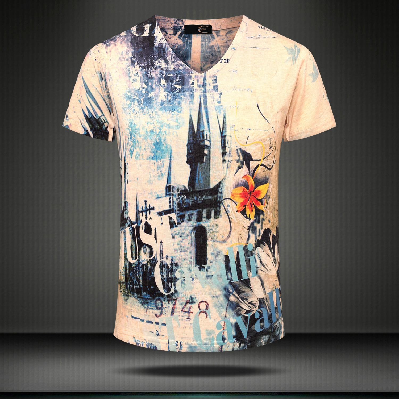Men Printed T-shirts - WE Fashion 84
