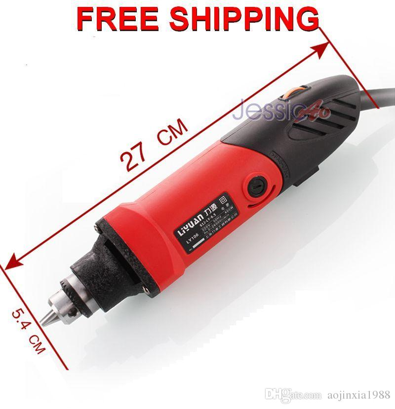2018 Power Tools High Speed Electric Drill 220v 400w ...