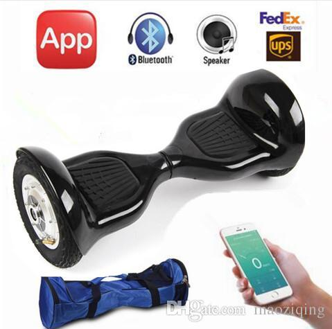 no tax app 10inch swegway hoverboard bluetooth bag remote hoverboard smart balance 2 wheels. Black Bedroom Furniture Sets. Home Design Ideas