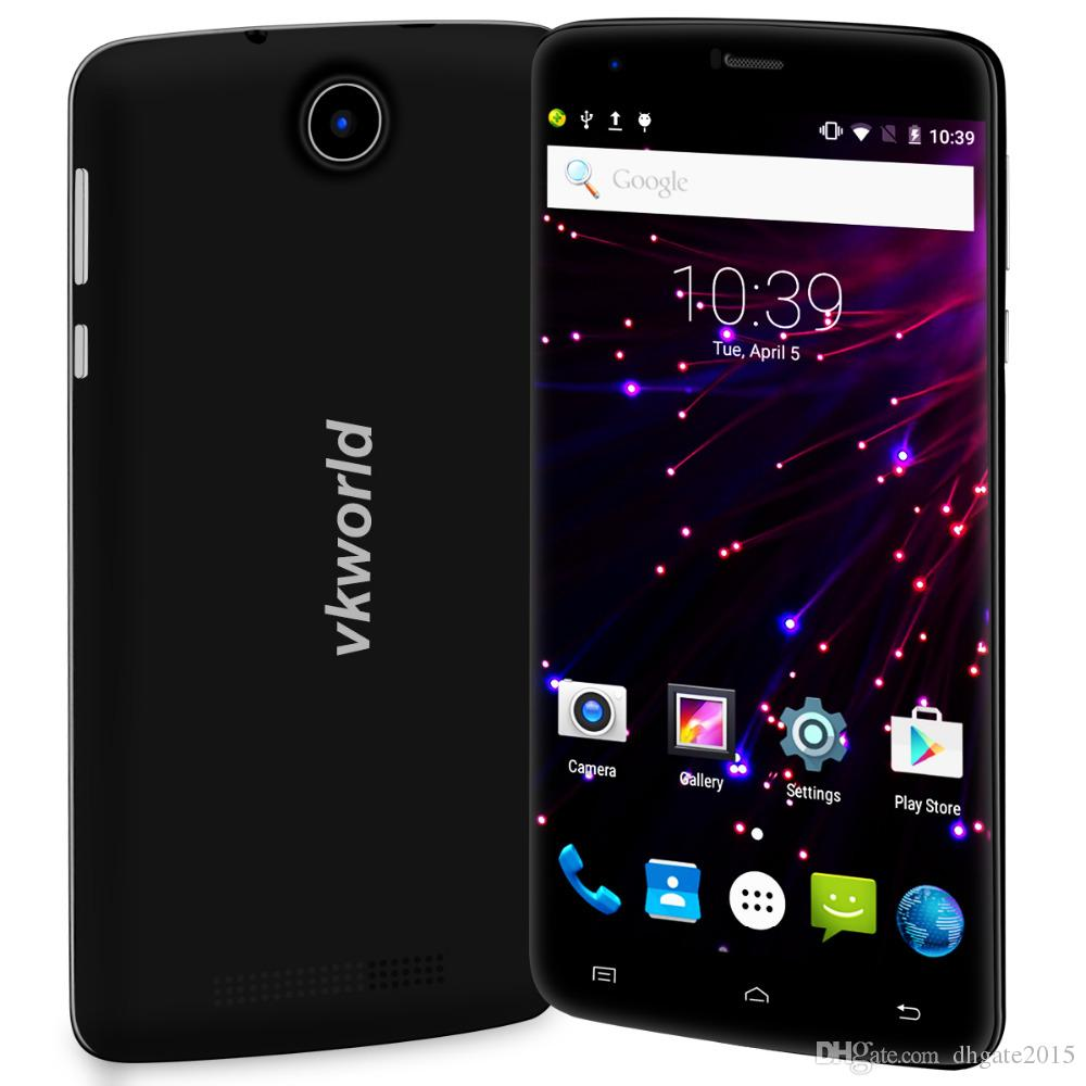 Phone Cheap Big Screen Android Phones presale vkworld t6 6inch ips big screen mobile phone android 5 1 quad core mtk6735 1280x720 2gb