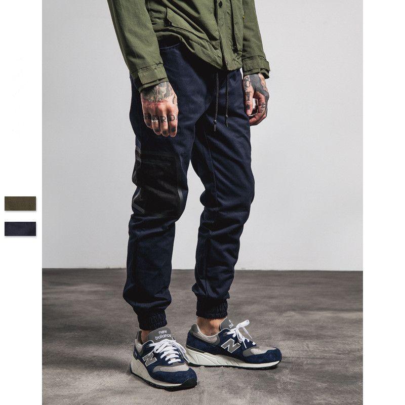 2017 Brand New Men Jorgger Pants Fashion Designer Luxury Brand ...