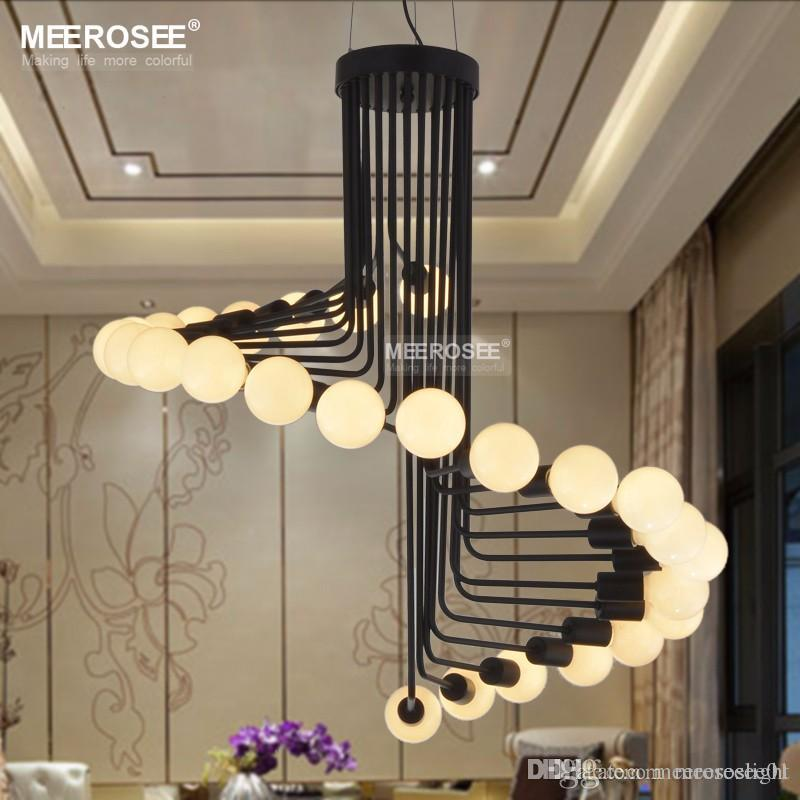 Modern Loft Industrial Chandelier Lights Bar Stair Dining Room – Modern Industrial Chandelier