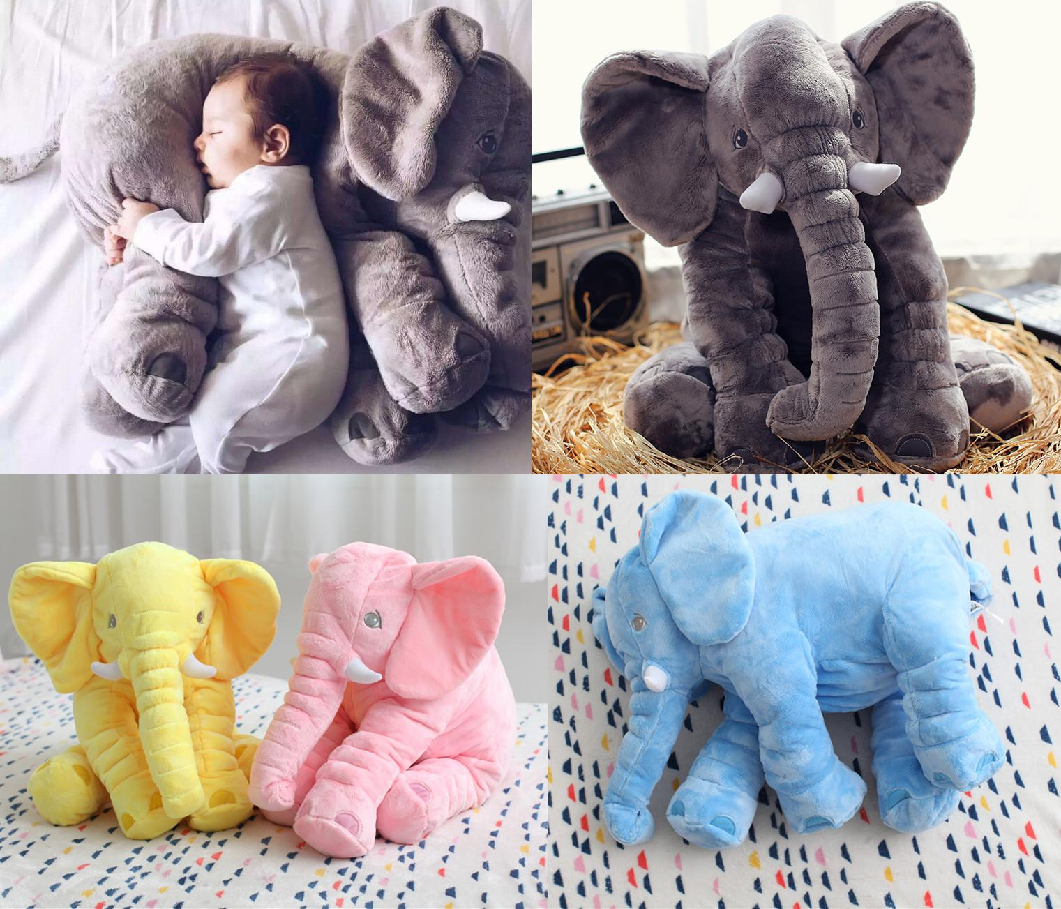Animal Pillow Blanket : 2017 2016 New Fashion Baby Animal Elephant Pillow Feeding Cushion Children Room Bedding ...