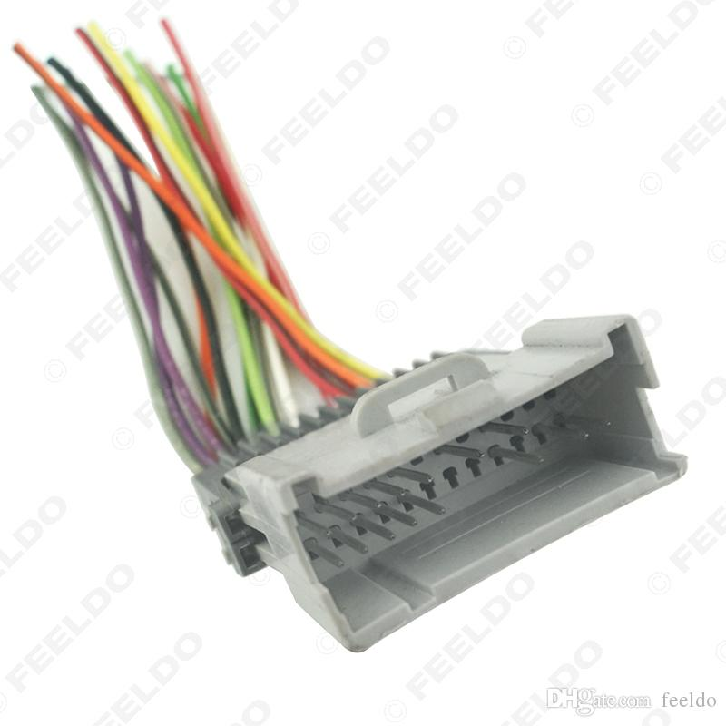 Best car radio cd player wiring harness audio stereo wire