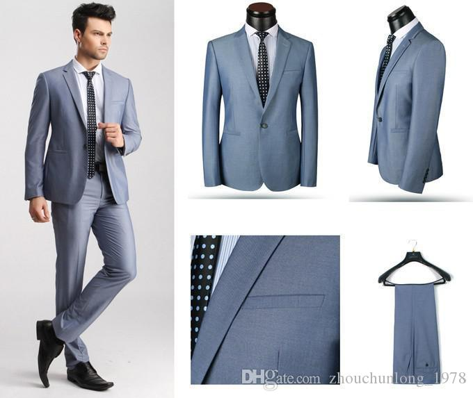 Best Quality Wholesale New Style 2016 Men Suits For Wedding Tuxedo ...