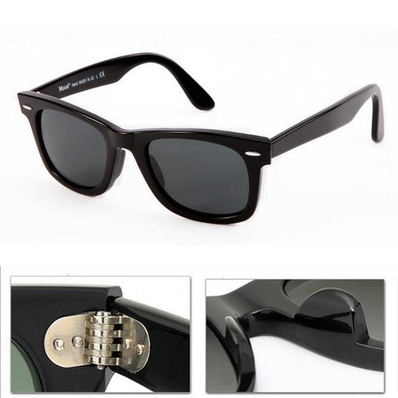 best polarized glass lens sunglasses  VIAHDA High Quality Glass Lenses Sunglassesplank Frame Sunglasses ...