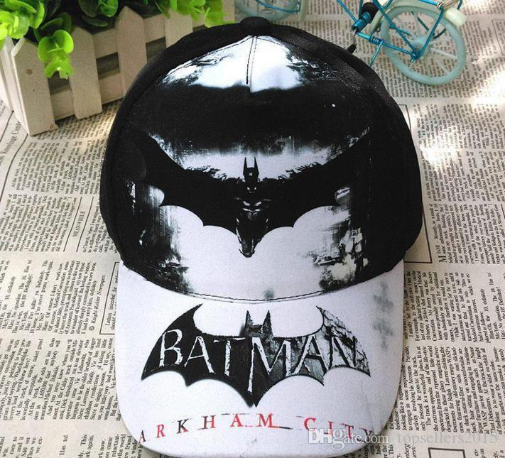 Batman VS Superman Cartoon Chapeaux NOUVEAU Super-héros Dawn of Justice Ball Cap