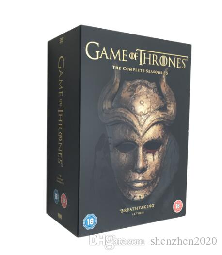 Game of Thrones Complete all Season 1-5