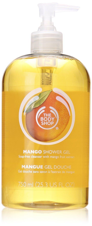 The body shop mega shower gel mango 25 3 fluid ounce soap - The body shop mango shower gel ...