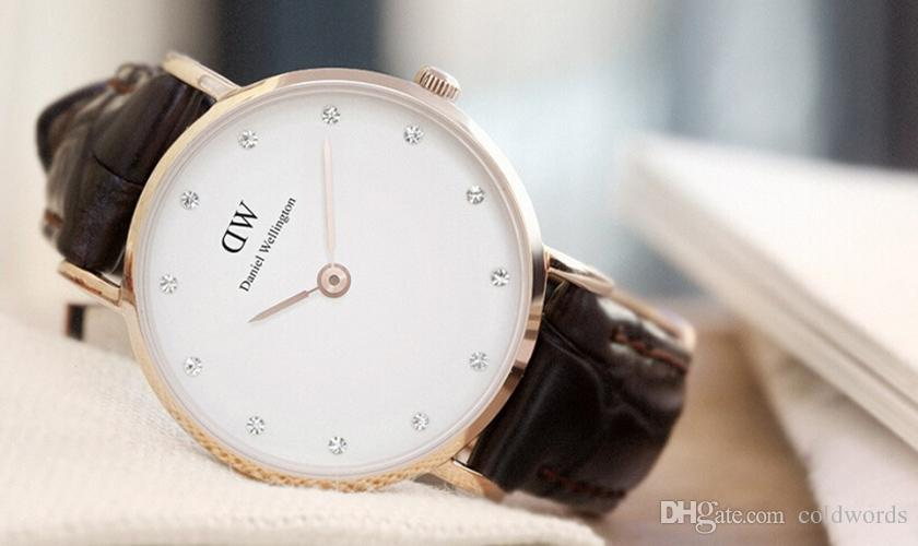 authentic dw watch daniel daniel wellington wellington lovers authentic dw watch daniel daniel wellington wellington lovers fashion quartz watch men and women colorful