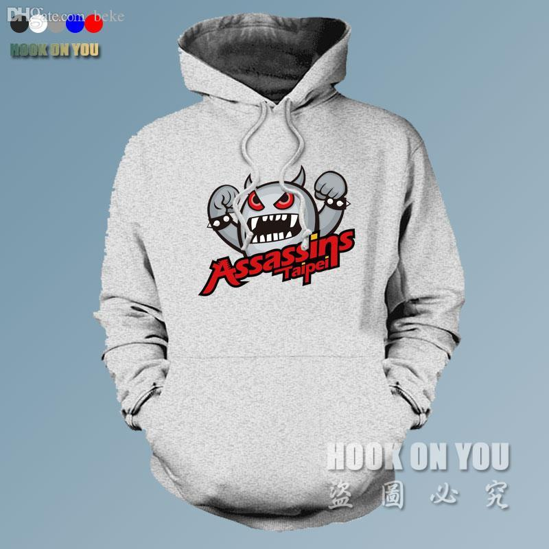 2017 Wholesale Lol Champion Game Team Tpa Taipei Assassins Hoodies ...