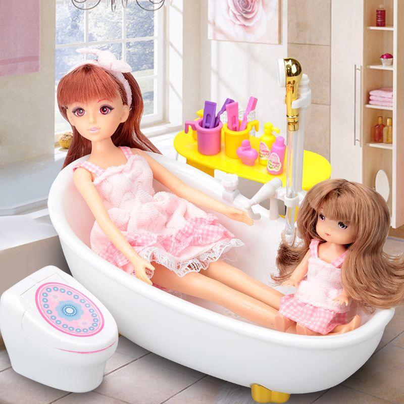 Girls bathroom set