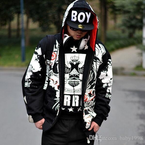 Mens hip hop fashion 2017