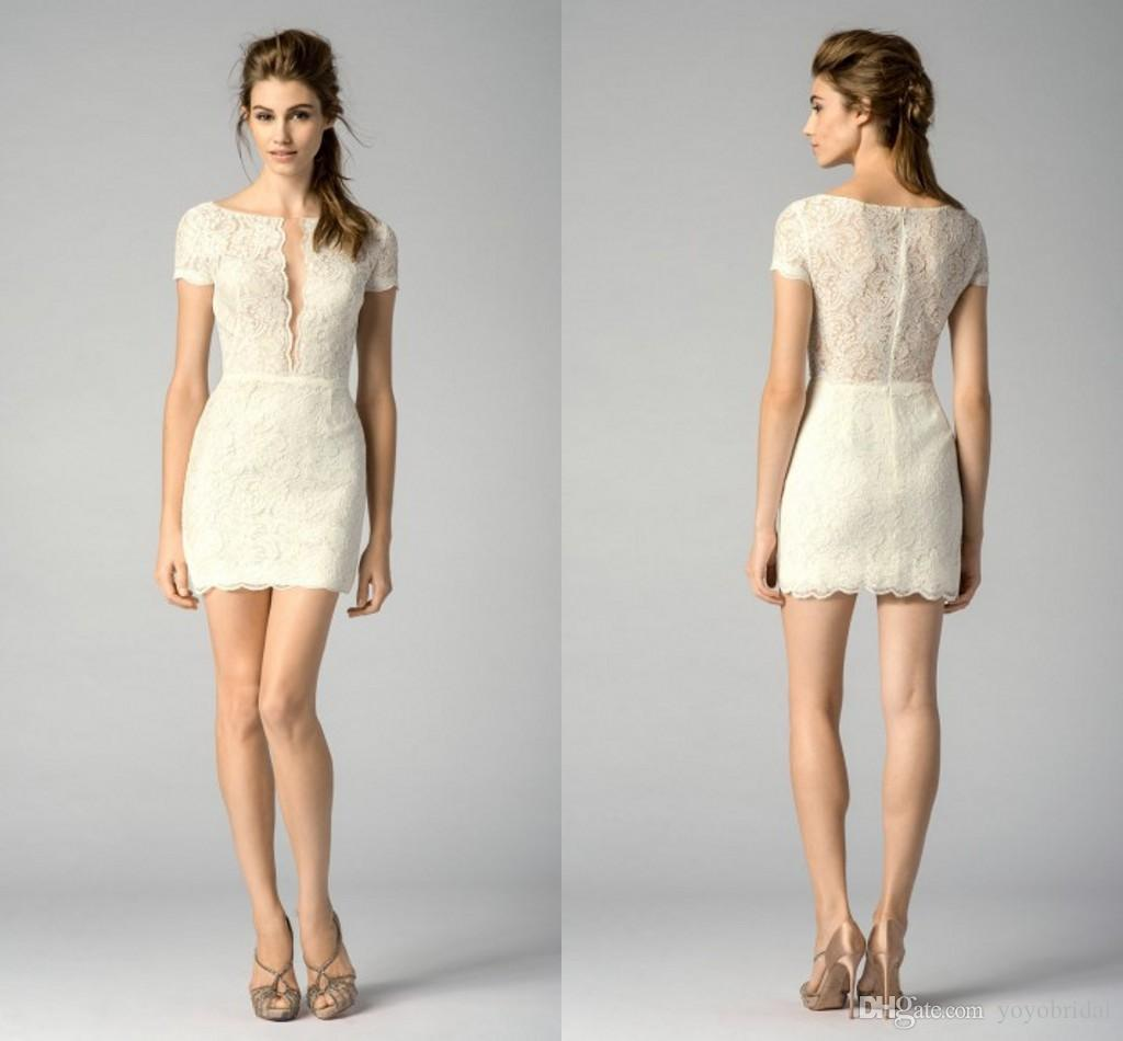 Unique Designed Back Wedding Dresses - Junoir Bridesmaid Dresses
