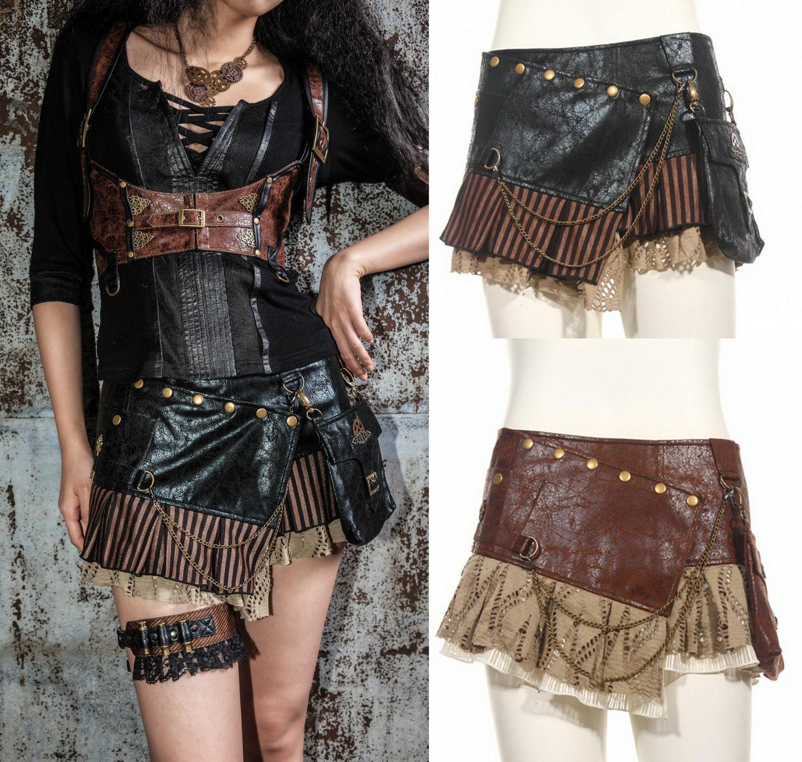 Gothic Mini Skirts Price Comparison | Buy Cheapest Gothic Mini ...