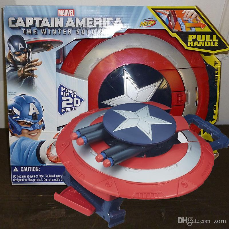 Civil Protection Toys : Zorn toys marvel movie captain america civil war super