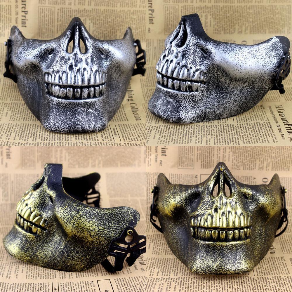 Cs Field Skull Mask Halloween Mask Masquerade Party Dress Terror ...