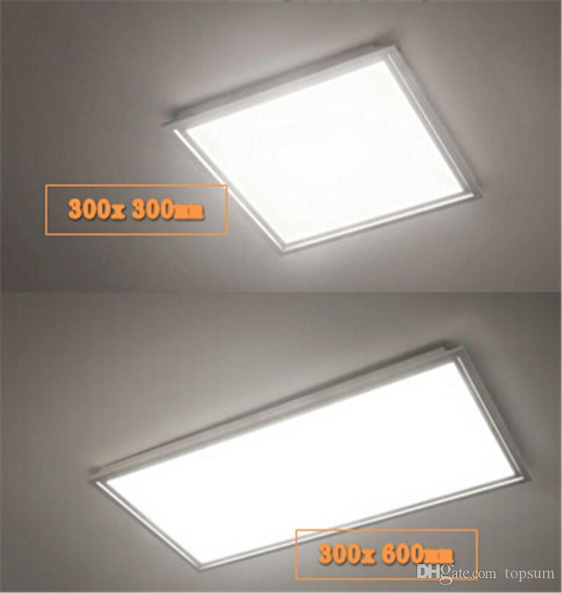 Led Lights Integrated Ceiling Panel Lights Ceiling Lights: 2017 Integrated Ceiling Keel Led Ceiling Panel Light