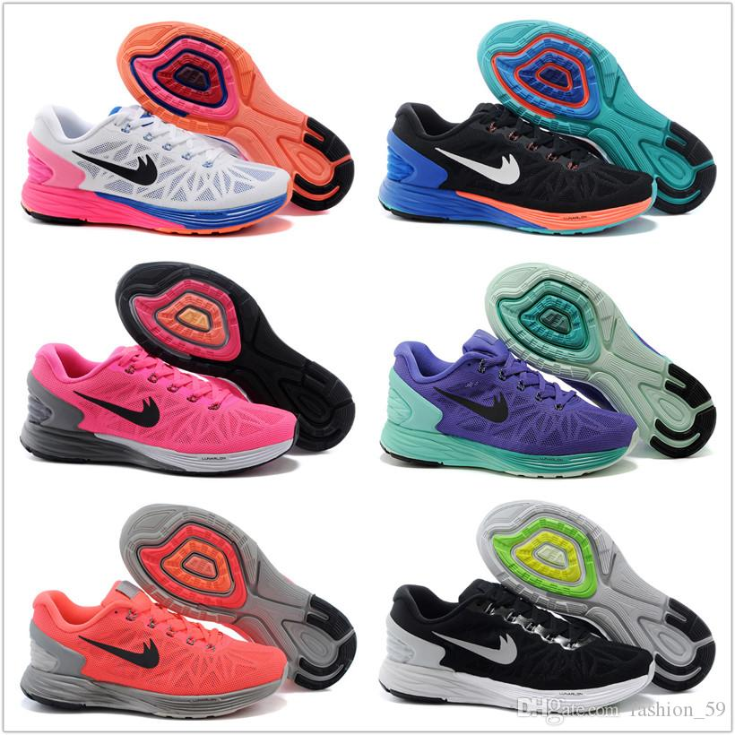 2016 Cheap Running Shoes Women Lunarglide 6 100% Original 2016 ...