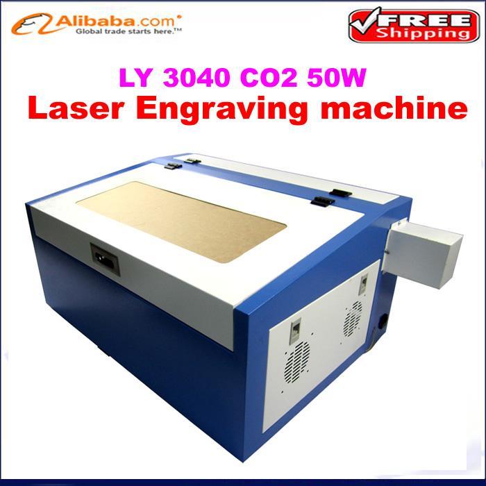 2017 Free Ship!! Best Price Rayjet Laser Engraver 3040 Co2 Laser ...