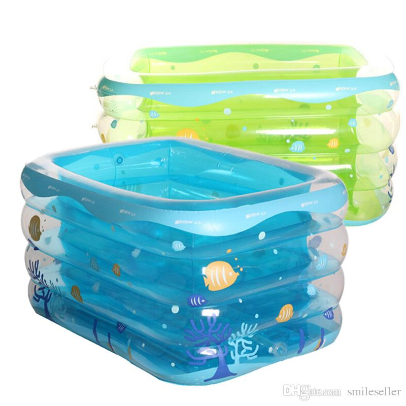2017 top selling 120 105 75cm lovely cartoon baby swimming for Swimming pool 120 cm tief