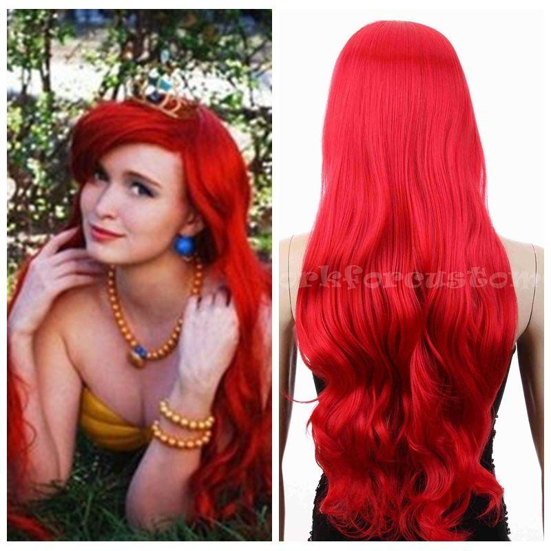 100 Brand New High Quality Fashion Picture Wigs AmpampHot