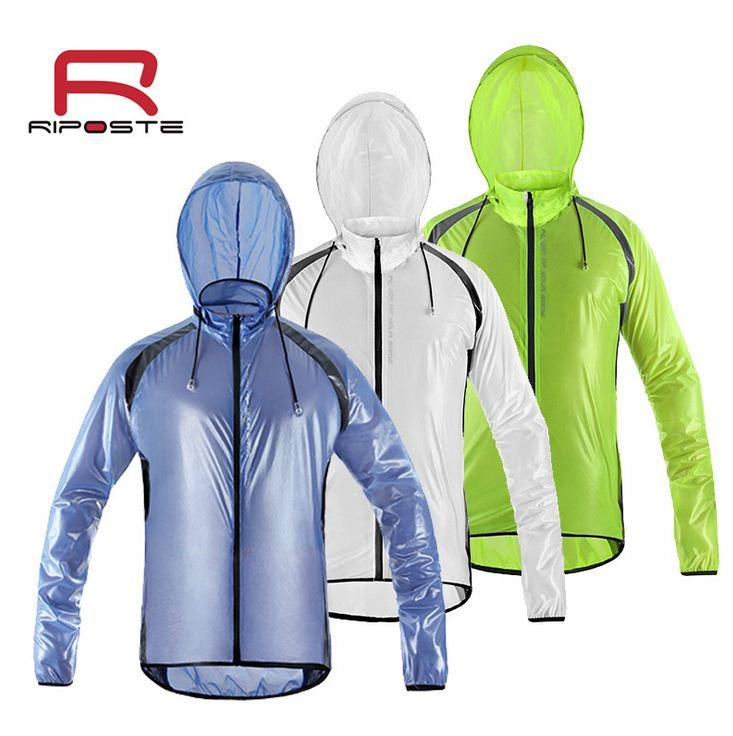 Riposte Waterproof Mountain Bike Raincoat Cycling Clothing Bike ...