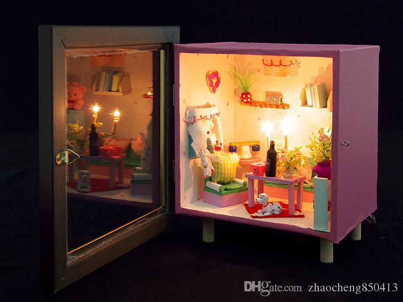2016 Handmade Doll Houses