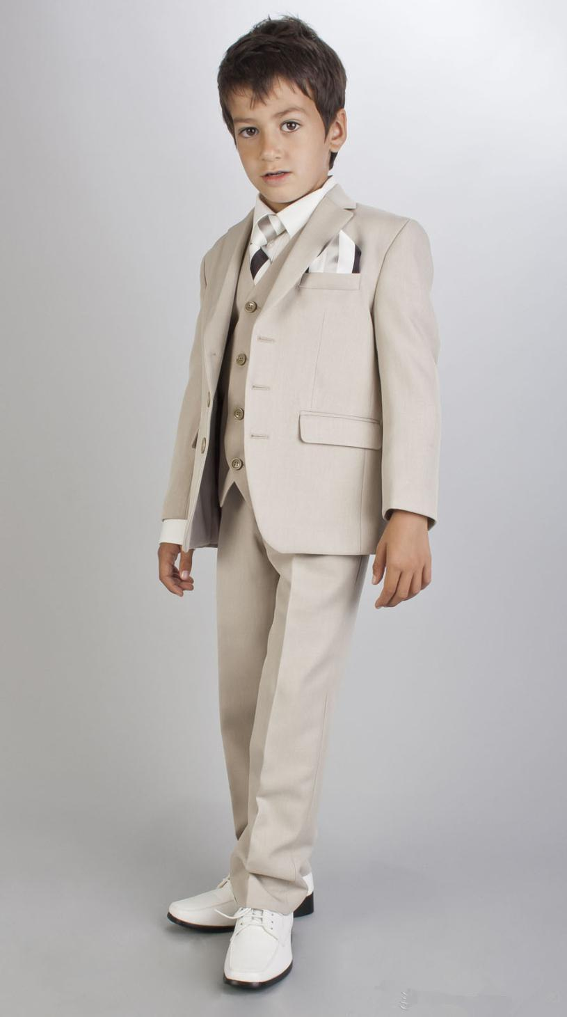 Boys Grey Suit Boys Holy Communion Suit First Communion
