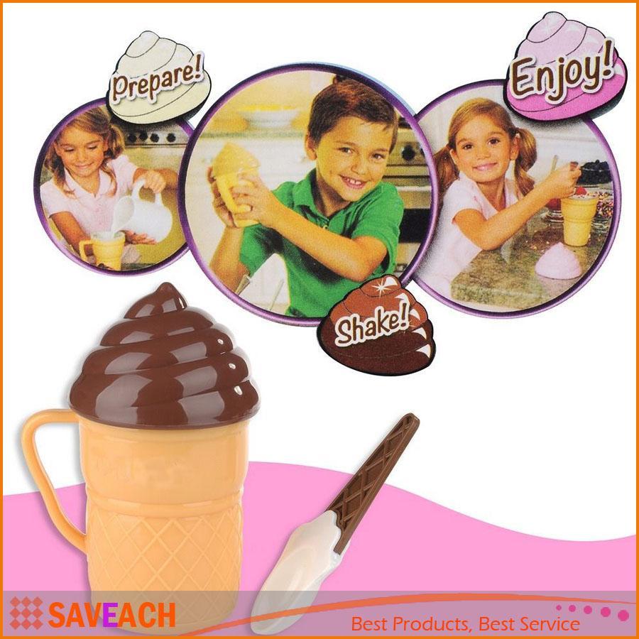 Magic Ice Cream Shake Maker