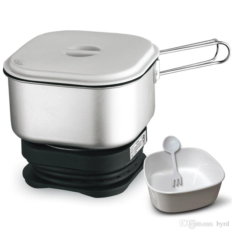 Small Electric Cooker ~ Mini travel electric cooker portable cup
