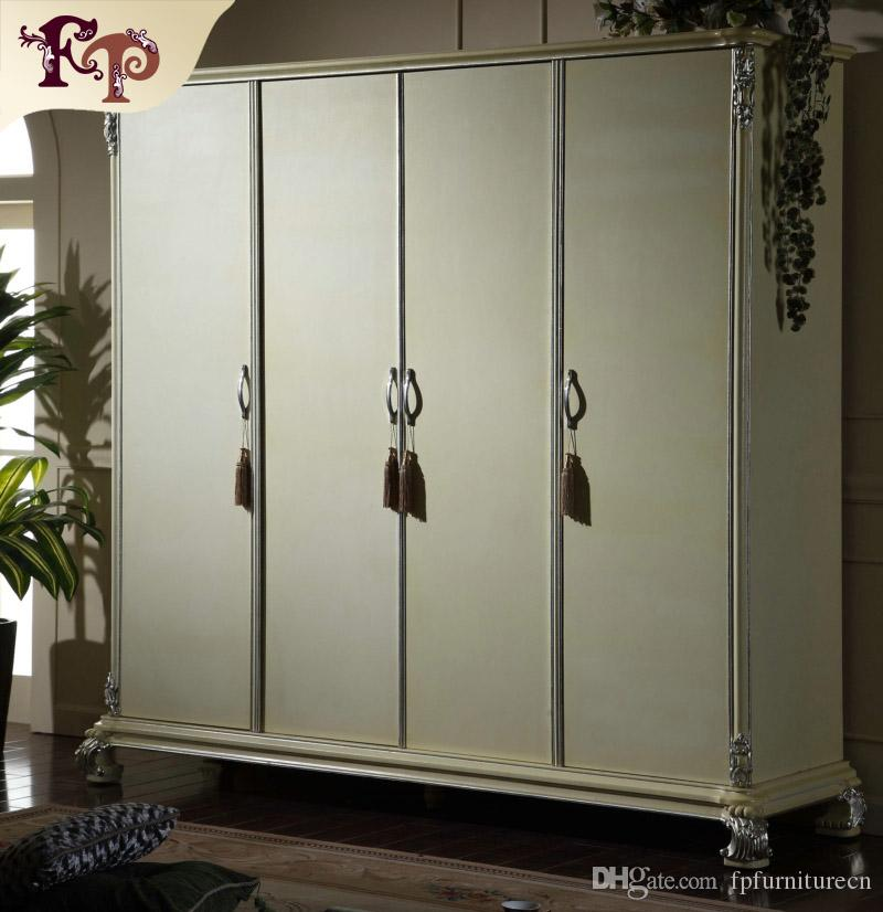 Discount Italian Classic Furniture Manufacturer Antique Bedroom Furniture Luxury Hand Carved