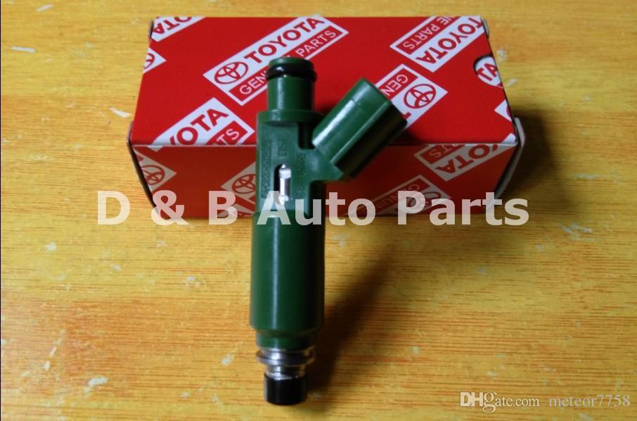 2017 / Original Denso Fuel Injectors 23250 22040 23209 22040 23250 0d040 Injektors For Toyota