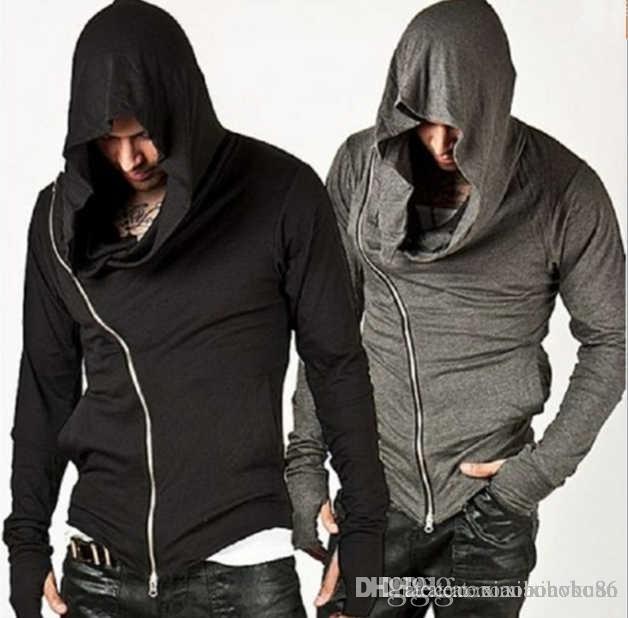 Men's Outdoor Sport Coat NEW MENS Sweater Hoodie Sportswear Men's ...