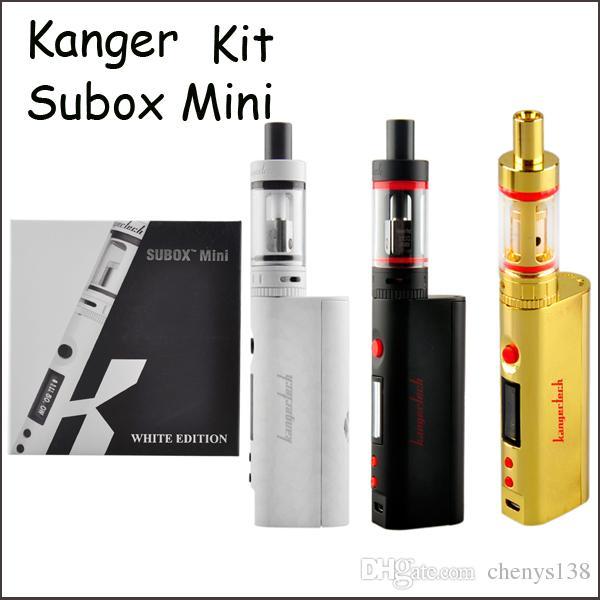 how to take apart kanger subox mini