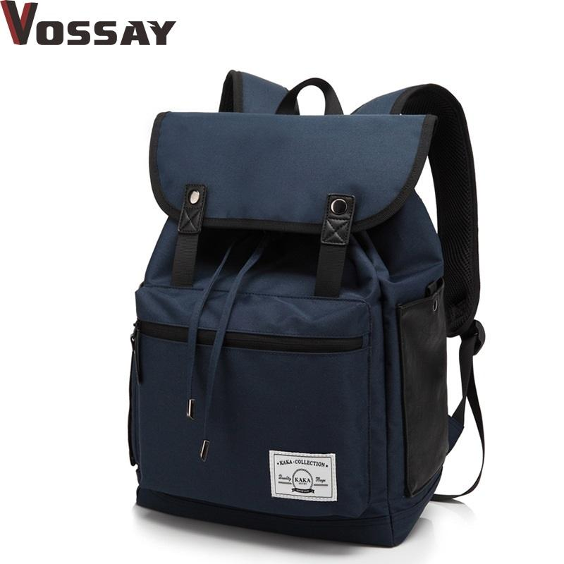 2016 Men Travel Backpack Male Bagpack School Bags For Teenage Boy ...