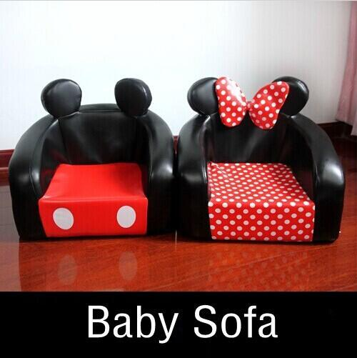 cute cartoon mickey baby sofa chair novelty seating bag kids bedroom furniture chairs free shipping for - Cute Chairs For Bedrooms