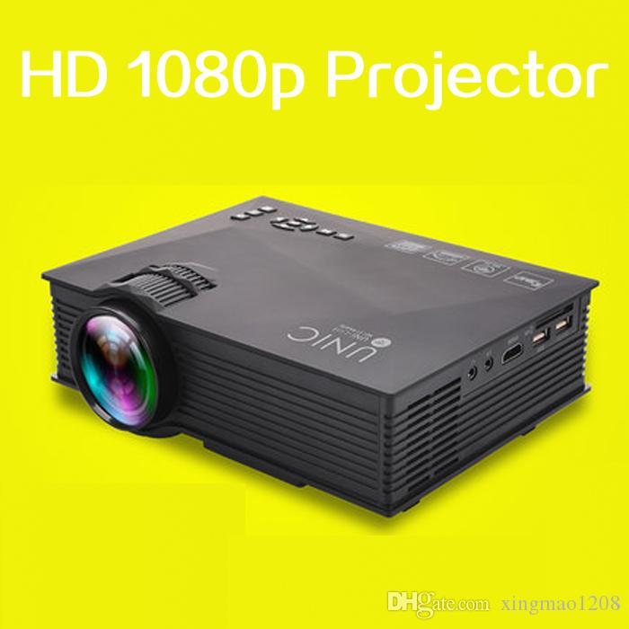 Sihawo projector uc46 home phone wifi wireless micro mini for Buy micro projector