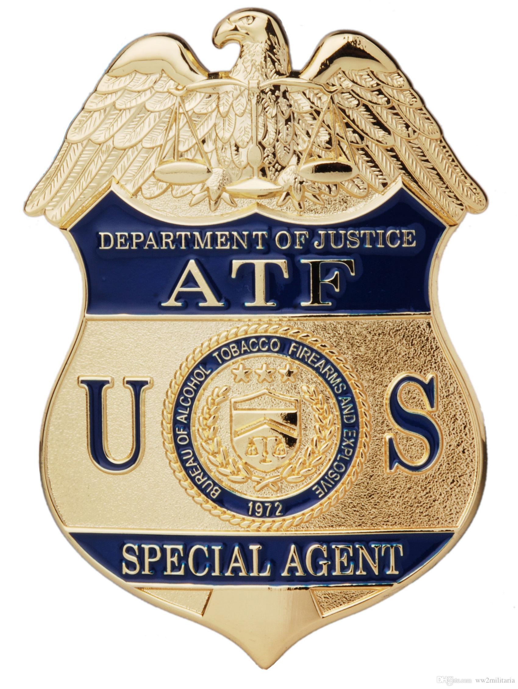 us department of justice atf special agent metal badge lapel pin 32700 metal badge online with. Black Bedroom Furniture Sets. Home Design Ideas