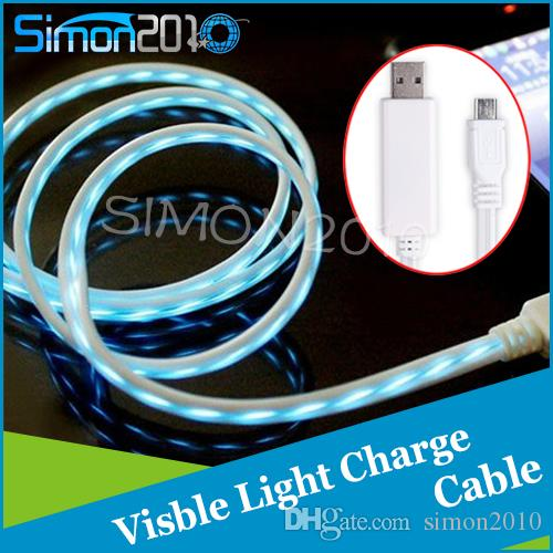 Cold Light Flow Flashing Light Cable Led Lighting Up Glow