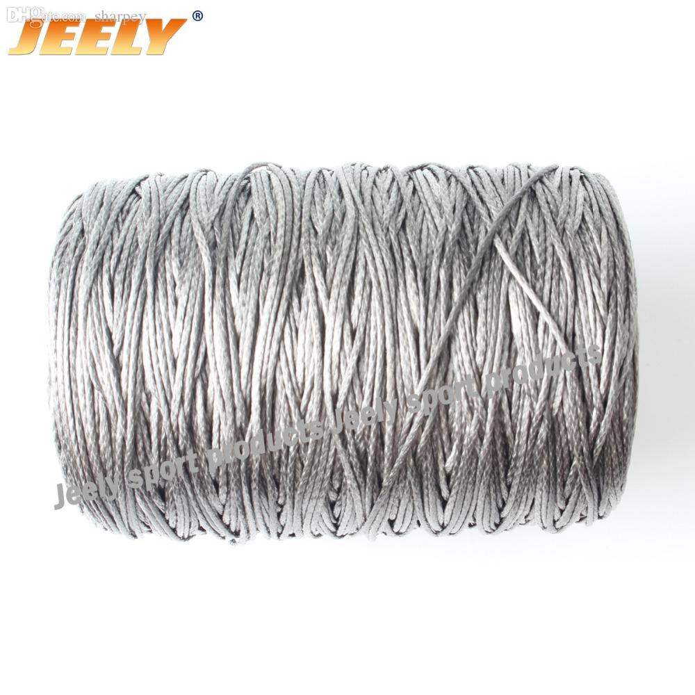2017 wholesale 507lbs braided winch fishing line 50m for Bulk braided fishing line