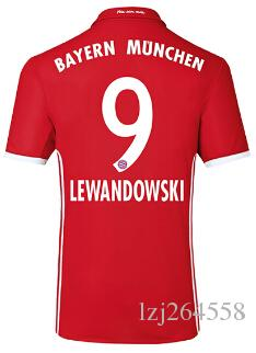 Whosales BayErNSns Football 16 17 MuNiChHs ROBBEN navire Jersey Football Jersey