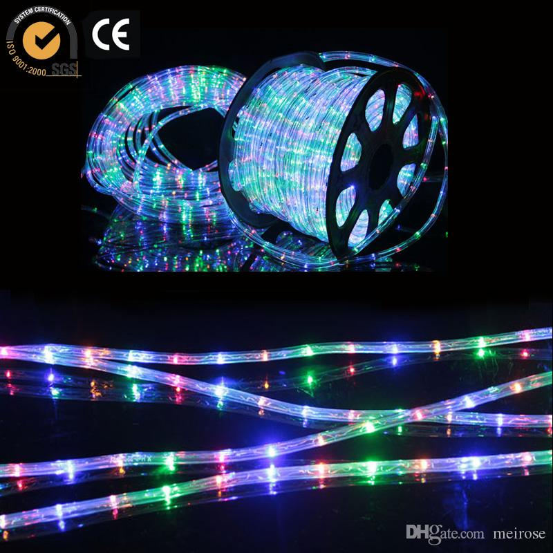 Outdoor Waterproof Led String Light Adjustable 8 Mode Christmas Light Christmas Tree Decoration ...