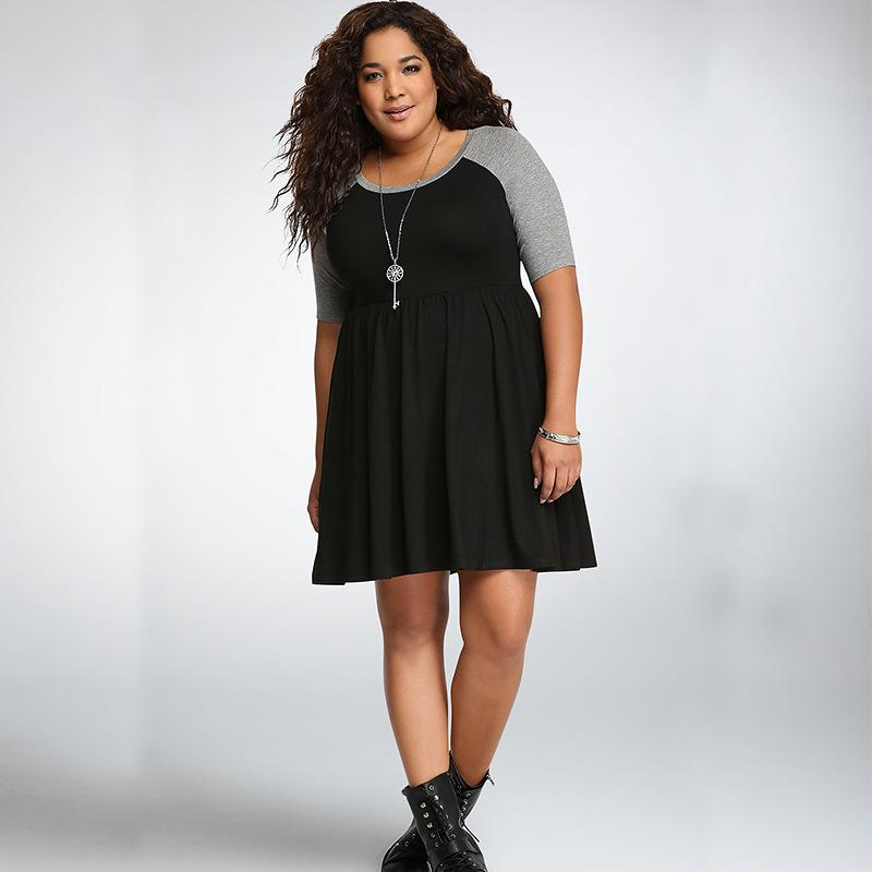 Fashion Big Size Clothes For Summer/Spring Large Plus Size ...