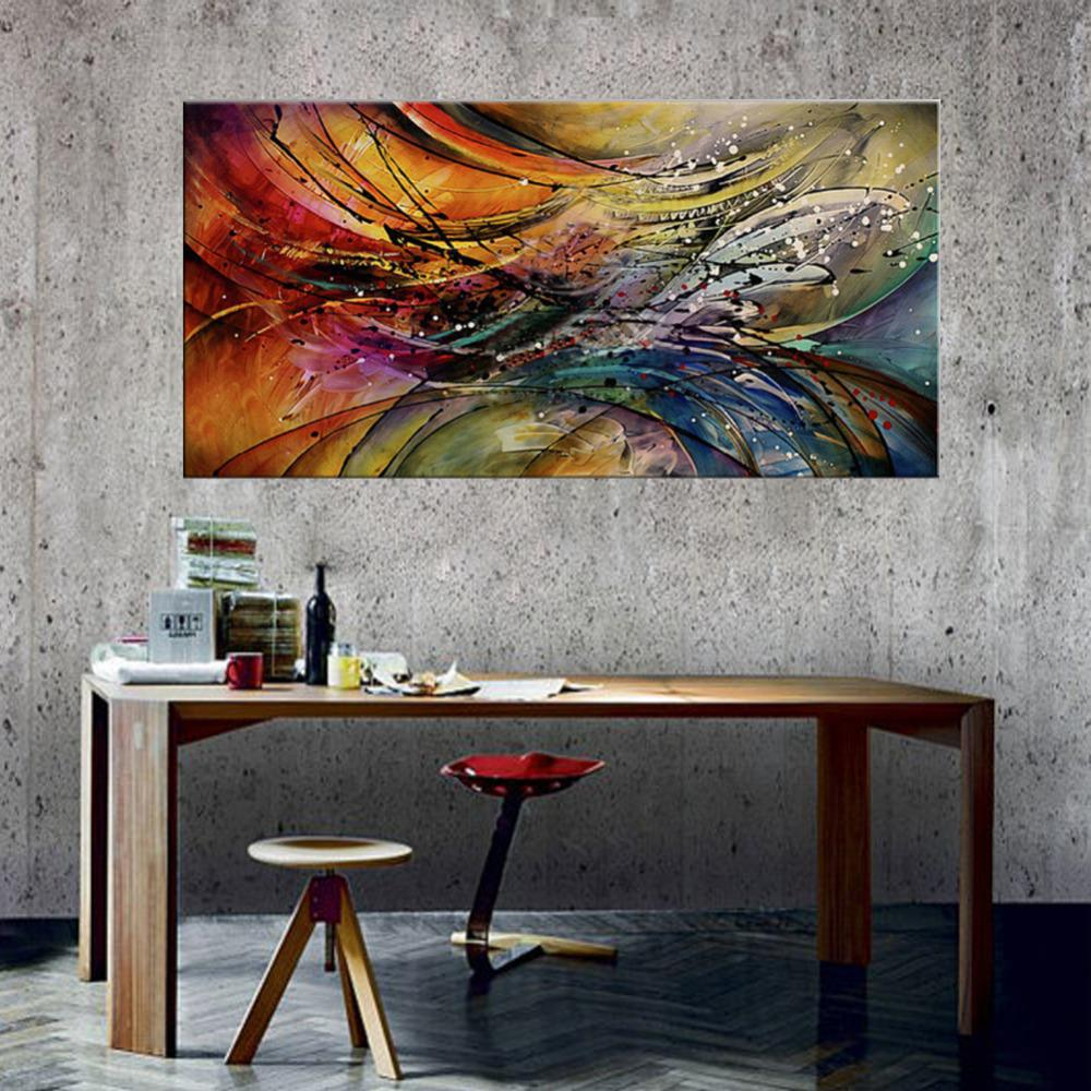 Oil Painting For Living Room 2017 Abstract Hand Painted Oil Painting Abstract Art Similar Angel