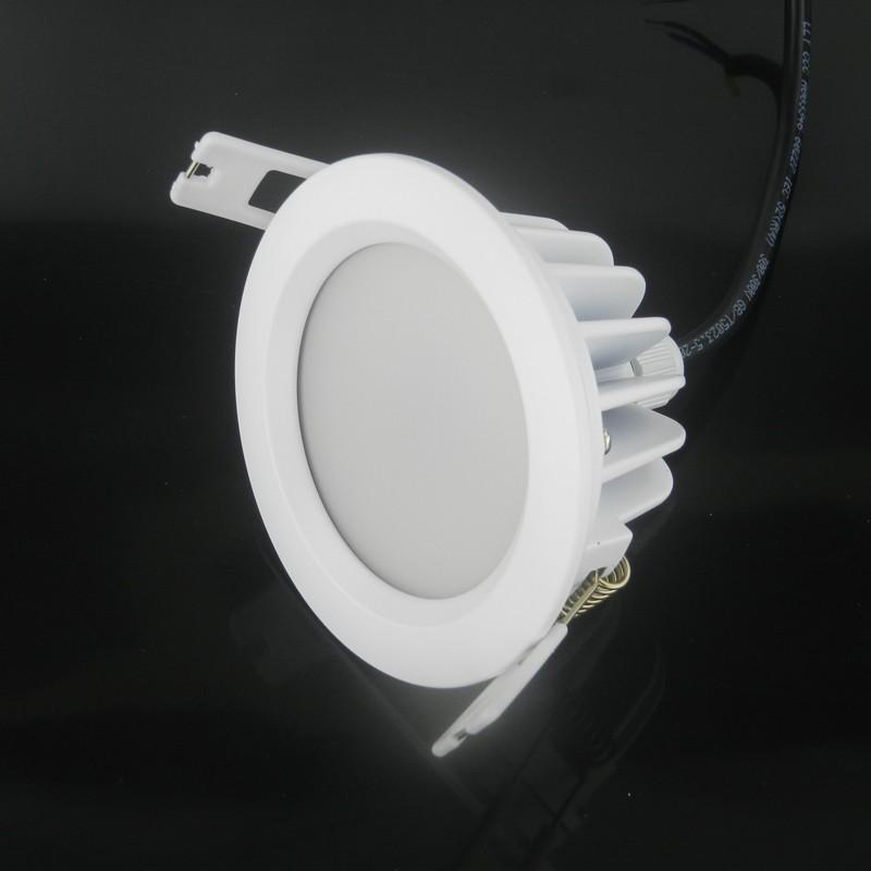 2pcs sans conducteur 5w 7w 9w 12w 15w 18w LED Downlight AC85-265V 110LM / W Sall
