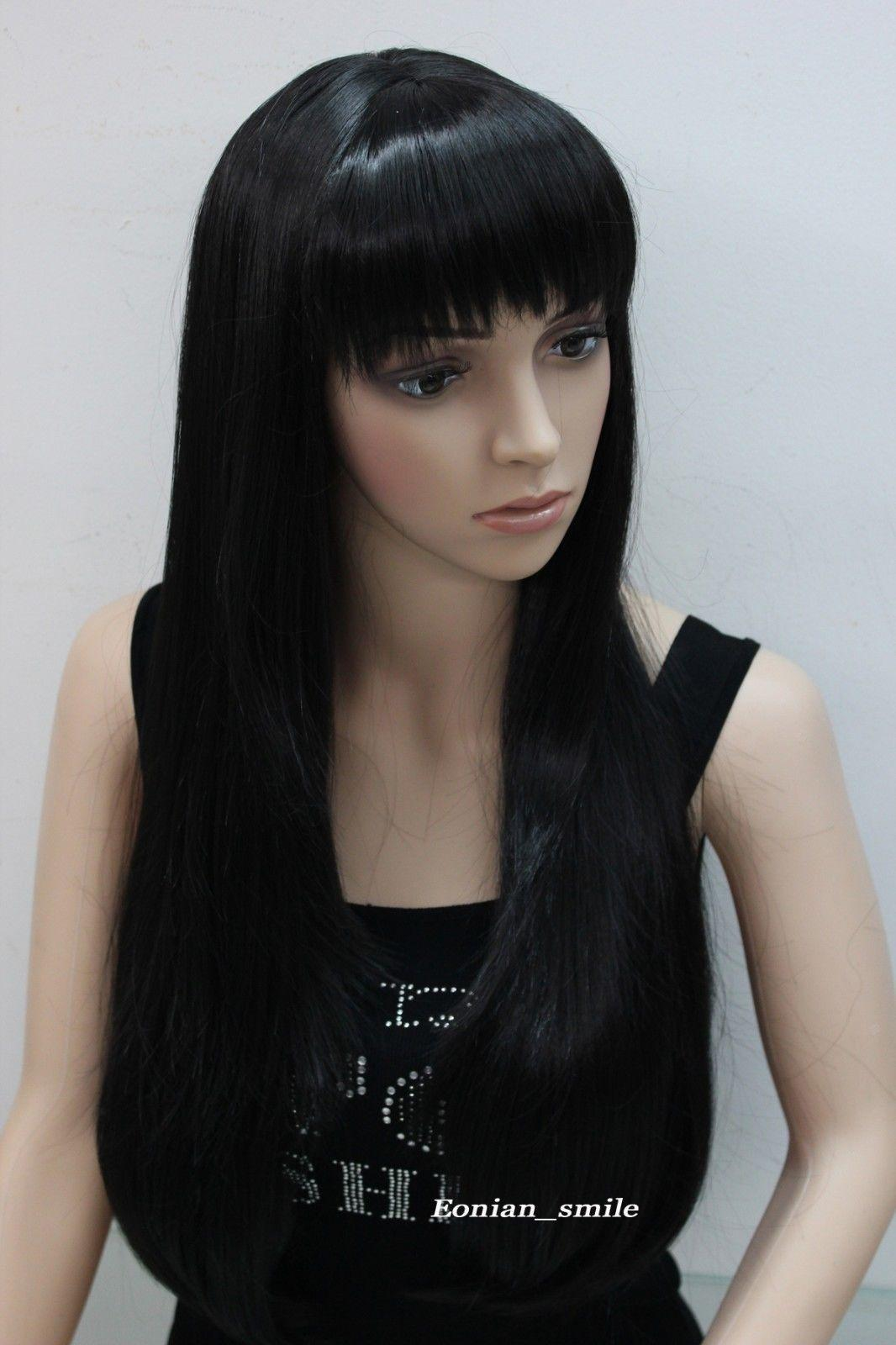 100 Brand New High Quality Fashion Picture Wigs Ampamp Long