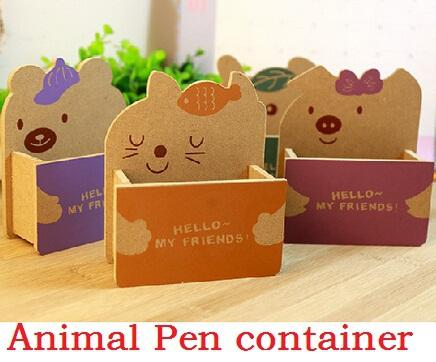 New Vintage Cute Animal Wooden