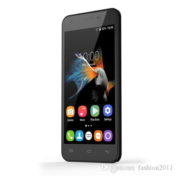 OUKITEL C2 3G WCDMA 4,5 pouces IPS 854 * 480 FWVGA Android 5.1 Lollipop 1GB 8GB